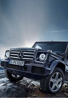 Whether river crossing, dirt tracking, or snow-capped mountain scaling, the Mercedes-Benz G-Class brings you almost anywhere. It is the most effortlessly superior and extravagant off-roader ever to be developed and built by engineers.