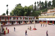 gangtok in pictures rumtek monastery of gangtok katpegimana Gangtok, States Of India, West Bengal, Bhutan, Photo Essay, Goa, Tibet, Maine, Street View