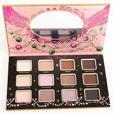 Too Faced Sugar and Spice palette!