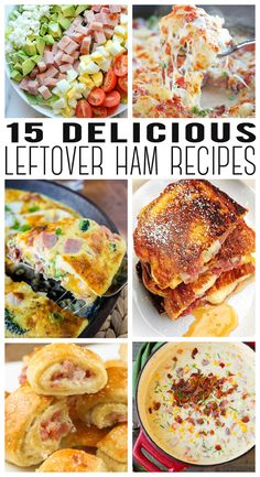 Delicious Leftover Ham Recipes