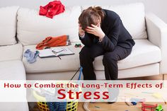 How To Combat the Long Term Effects of Stress (and avoid it wreaking havoc on your health) // deliciousobsessions.com // #stress #adrenalfatigue