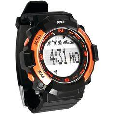 Pyle-sports Multifunction Sports Watch (orange)