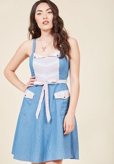 Happiness and Cheers A-Line Dress