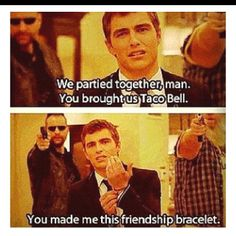 BEST movie quote ever :) I love this guy! :D If you haven't seen 21 Jump Street, do it. It's soooo worth it! :)