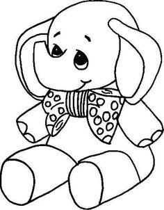 animal coloring pagespage onlinebaby elephants - Cute Baby Elephant Coloring Pages