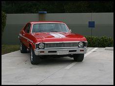 Lot F93 1969 Chevrolet Yenko Nova Replica FRI 1:10PM