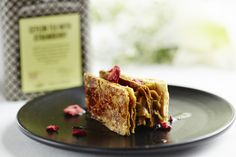 Mille-feuille à la fraise par le Museum Art Hotel (Nouvelle-Zélande), gagnants de la finale internationale #DilmahRHT #GlobalChallenge #teagastronomy #recipes #tea