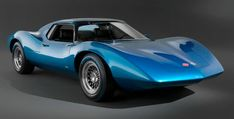 The 1968 Chevrolet Astro II (XP-880) was introduced at the 1968 New York Auto Show. Lead engineer Zora Arkus-Duntov and GM styling chief Bill Mitchell were hoping Astro II would be the concept for the next generation Corvette, but the GM management figured the public was not ready for a mid-engine car.