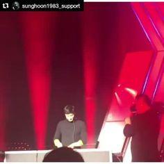 24 個讚,7 則留言 - Instagram 上的 Debbie Moh(@debbie_moh):「 #Repost @sunghoon1983_support ・・・ [ DJING ] 2017.11.20 TODAY #SungHoon #THEKING show DJING for… 」