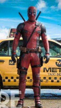 New pic of Deadpool!!
