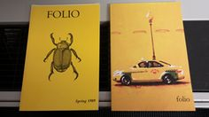 Folio Lit Journal Submission Manager