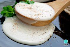 Receta de Salsa bechamel para canelones