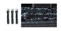 Ghirlandă cu LED, 1000 buc LED-uri albe, lumină rece, pt exterior, 70MKKL 1000/WHDescriere:Instalatie de craciun pentru exterior de tip ghirlanda cu o lungime de 70 m si cu 1000 de leduri cu lumina statica. Culoarea instalatiei de Craciun este alb rece.Caracteristici si Led, Exterior, Outdoor Rooms