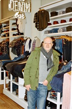At Madewell, Mickey Drexler's Third Act - NYTimes.com