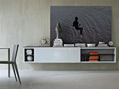 Pass Wall System by Molteni & C - modern - buffets and sideboards - austin - Urbanspace Interiors