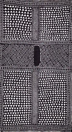 Textile pattern via flosvitae