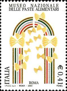 Museo nazionale delle paste alimentari - Palazzo Scanderbeg,  a Roma -  è gestito dalla fondazione Agnesi - uno storico marchio italiano di paste alimentari secche - comprende una biblioteca con volumi che documentano l'evoluzione della pasta, che conserva una collezione di editti e di cataloghi di pastifici.