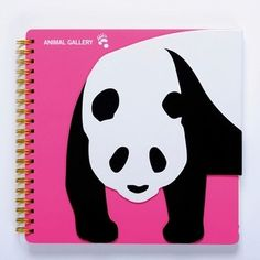 Notebook ANIMAL GALLERY Notebook M from Mark's Tokyo Edge