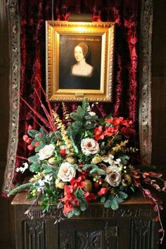 Queen Anne Boelyn at Hever Castle