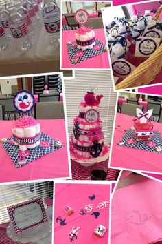 pink and blue baby shower ideas QzVmHFOhO
