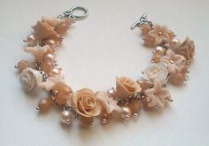 floral bracelet - Google Search