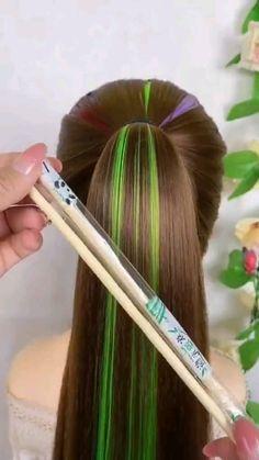 Easy Hairstyles For Long Hair, Cute Hairstyles, Braided Hairstyles Tutorials, Braided Hairstyles For Black Women, Protective Hairstyles, Braided Hairstyles For Wedding, Braids For Short Hair, Braids For Girls Hair, Different Braid Hairstyles