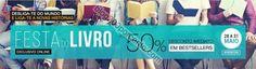 Festa do Livro FNAC promoções até 50% de 28 a 31 maio - http://parapoupar.com/festa-do-livro-fnac-promocoes-ate-50-de-28-a-31-maio/