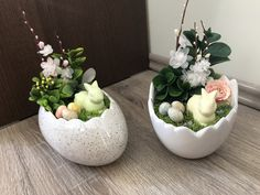 Fall Flowers, Flower Decorations, Easter Eggs, Floral Arrangements, Diy And Crafts, Shabby Chic, Spring, Home Decor, Flower Arrangements