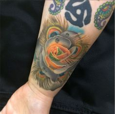 Morphed Roses by Andres Acosta | Inked Magazine