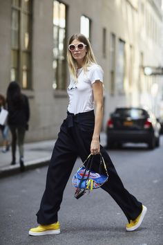 The Best Street Style from New York Fashion Week Street Style Spring 2018 Day 5 Cont.