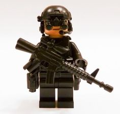 Lego black-ops unit