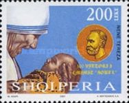Personal Catalogue - Albania - Postage stamps - 2001