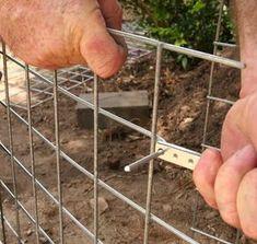 Side Yard Landscaping, Backyard Fences, Farm Fencing, Fence Design, Garden Design, Gabion Cages, Gabion Retaining Wall, Gabion Baskets, Easy Fence