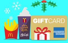 McDonald's Win a Gift Card Sweepstakes Giveaway (4,305 Prizes) on http://hunt4freebies.com