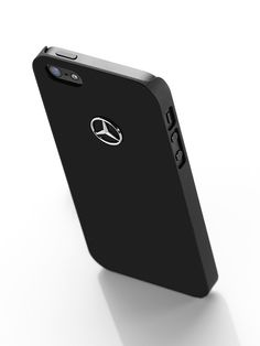 Case for iPhone Black plastic. Inset star logo in chrome. 3d Star, Star Logo, Mercedes Benz, Chrome, Gadgets, Iphone Cases, Laptop, Plastic, Collection