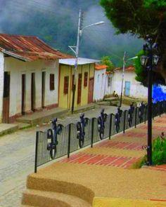 Mucubají, Mérida, Venezuela