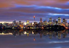 Sydney's Reflection