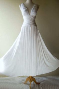 simple grecian dress