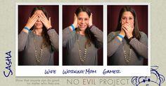 Sasha: #Wife #WorkingMom #Gamer - I teach and volunteer