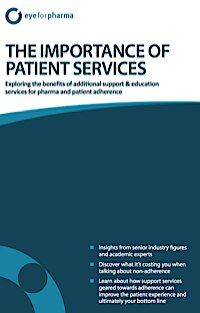 If pharmaceutical companies wish to move the patient- centric philosophy in their mission statements into their operations then patient supp...