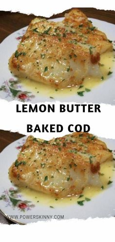 recipe butter lemon baked page cod one of 2 Lemon Butter Baked Cod Page 2 One Of RecipeYou can find Cod recipes and more on our website Seafood Recipes, Cooking Recipes, Healthy Recipes, Best Cod Recipes, Best Recipe For Cod, Seafood Meals, Fish And Seafood, Healthy Eats, Snack Recipes