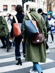 Important: Spring's It Bags Have Been Spotted on the Streets via @WhoWhatWearUK