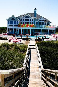 Outer Banks NC Beach Weddings