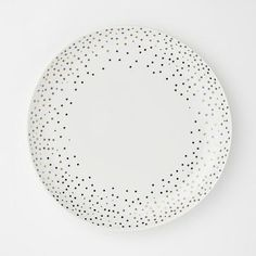 West Elm Kamal Snow Salad Plate, Set...   $27.99