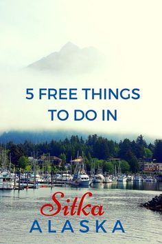 See 5 Free Things to do in Sitka, Alaska (USA) with Kids. Guides on what you can do while in town during a cruise excursion.