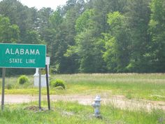 Camping trip or just riding in your RV... here's a list of the best things to do in the beautiful state of Alabama!