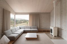 john pawson offers calming respite with welsh retreat for living architecture