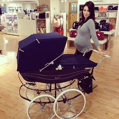 i love this stroller