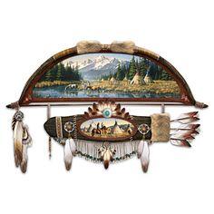 Native Journey Bow And Arrow Wall Decor