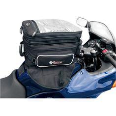 """Gears 100165-1 Explorer Tank Bag 14"""" L x 9.5"""" W x 9.5"""" H (ea) for Sports Bikes"""